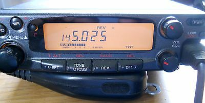 KENWOOD TM-251E 144MHZ mobile transceiver