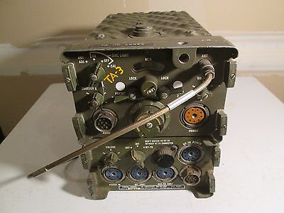 Vintage AM-65/GRC Amplifier Military Radio US Army Signal Corp Jeep Raytheon