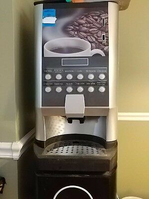 2 coffee vending machines BOTH machines for 1 price! FINAL DROP IN PRICE!