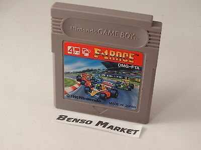 F-1 Race Dmg-F1A Formula One 1 Nintendo Game Boy Gb Jp Jap Giapponese Originale