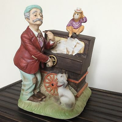 Melody in Motion, The Organ Grinder