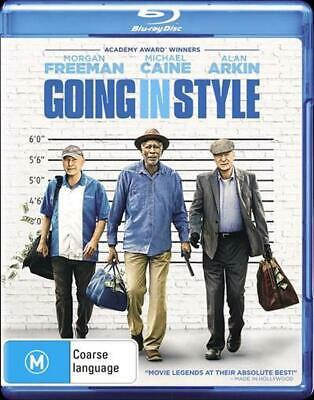 Going In Style - Blu Ray Region B Free Shipping!