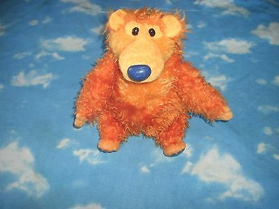 Disney Bear In The Big Blue House Talking Bear Plush Stuffed Animal Toy 14""