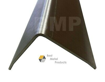 """STAINLESS STEEL CORNER GUARD ANGLE 3.5x3.5x48"""" 16ga 304  SECOND CHOISE-109"""