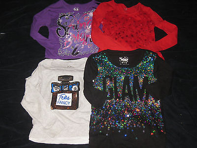ca1a93bea624f GIRLS SIZE 6 Justice Tops Fall Winter School Clothes Lot -  29.99 ...