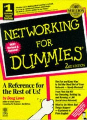 Networking For Dummies,Lowe- 9781568846187