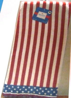 4th of July Stars and Stripes Flag Hand Towel