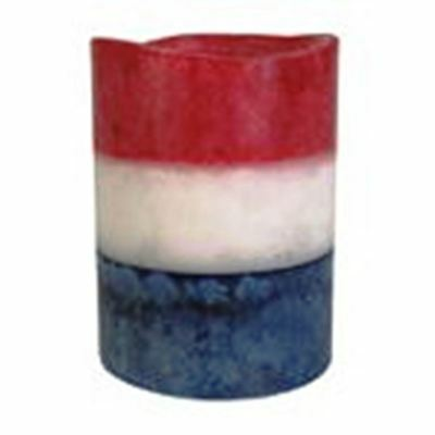 Flame-less Candle 4th of July  Decoration