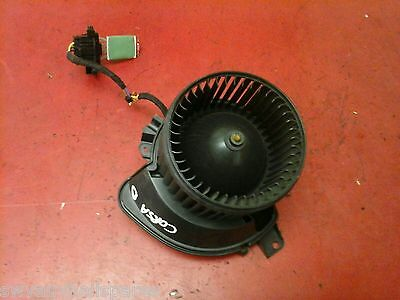 Vauxhall Corsa D Heater Blower Motor + Resistor Rheostat Genuine Gm 2006-14