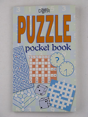 Puzzle Pocket Book Words Number Know How Sudoku Picture PuzzleTantilising Trivia