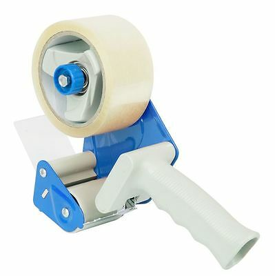 Wrap & Move 48mm Tape Dispenser With 2 Tape Rolls