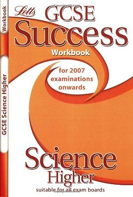 Science - Higher Tier: Workbook (2012 Exams Only) (Letts GCSE Success),Elaine D