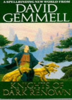 Knights Of Dark Renown,David Gemmell