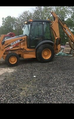 2011 Case 580M Backhoe