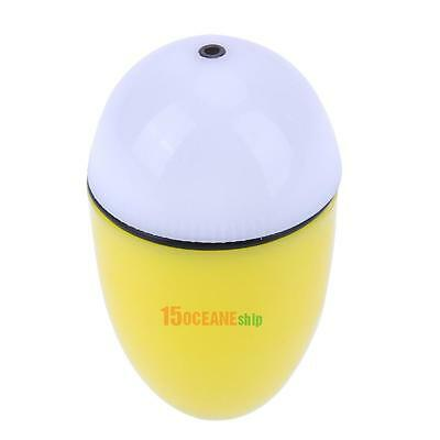 LED Night Light Fishing Float Electronic Intelligent Bobber Tackle +2 Batteries