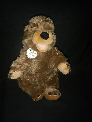 "Build a Bear RARE LIMITED EDITION GROUNDHOG 17"" Plush"