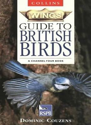 Wings Guide to British Birds (Collins),Dominic Couzens