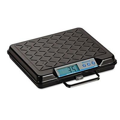 Salter Brecknell GP250 Portable Electronic Utility Bench Scale, 250lb Capacity,