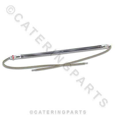 06433 Dualit Rotary Conveyor Dct2T Toaster Glass Heating Element Infra Red 6433