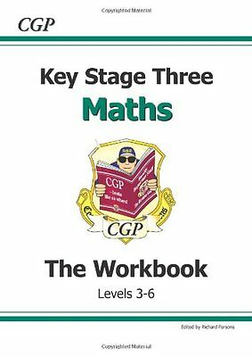 KS3 Maths Workbook (with online edition) - Foundation: Workbook (Without Answe,