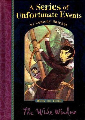 The Wide Window (A Series of Unfortunate Events book 3),Lemony Snicket