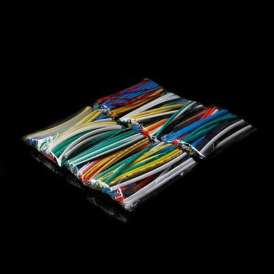 315x Heat Shrink Tubing Tube Assortment Wire Cable Insulation Sleeving Kit
