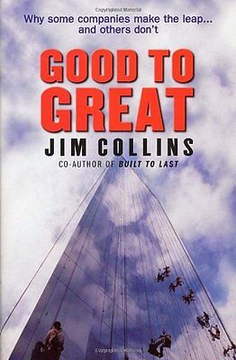 Good to Great,Jim Collins