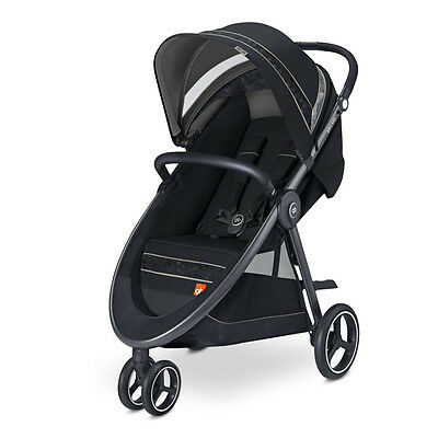 Silla de paseo Goodbaby Biris Air 3 Monument Black Black