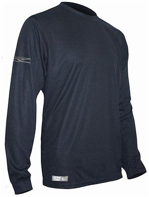 PolarMax Long Sleeve Men's Micro H1 w/ AC & Insect Shield (2X Large, Black)