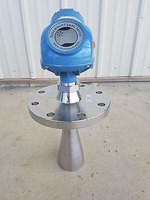 New Rosemount Radar Level Transmitter Series 5400   5402Ah1E54Spvcat1