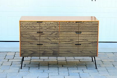 Mid-Century Dresser/Chest by RAYMOND LOEWY for Mengel