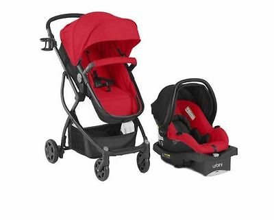 Baby Stroller Combo Travel System Car Seat Carriage Bassinet Lightweight 3 in 1