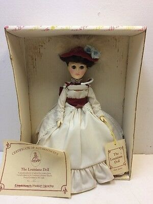 EFFANBEE DOLL #3339 The Louisiana Doll for Goudchaux's Limited #67/900 W/ Box