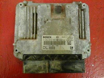 Vauxhall Vectra C Signum 1.9 16V Cdti Z19Dth Engine Control Unit Ecu Dl 02-2009