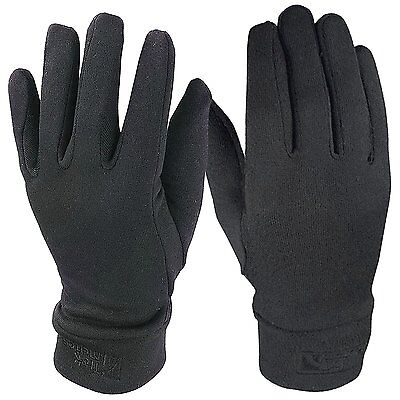 Trekmates Robinson Glove Women L - high-quality soft shell finger gloves with