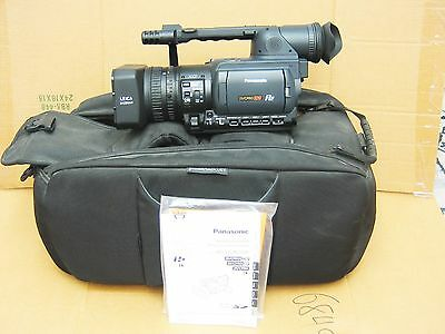 Panasonic DVCPRO HD P2 Video Camera Professional Camcorder