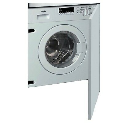 Whirlpool AWOC0714 A++ Rated 7Kg 1400 Built-in Integrated Spin Washing Machine