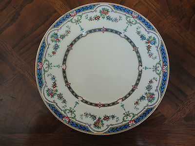 """Antique! Minton Ripon Hand Painted 8-7/8"""" Plate, Pattern B981, No Sale Tax"""