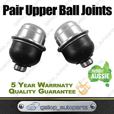 For Ford Ball Joints Falcon AU/BA/BF Fairlane Territory SX SY Front Upper PAIR