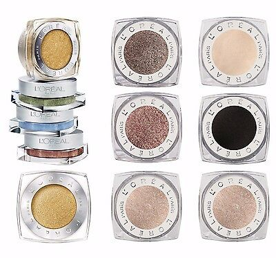 L'oreal Infallible 24 HR Eye Shadow Velvety Fadeproof Waterproof pick your shade