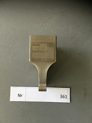 Herrmann  Ultraschall Sonotrode 60mm x 10mm