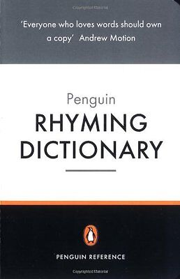 The Penguin Rhyming Dictionary (Dictionary, Penguin),Rosalind Fergusson