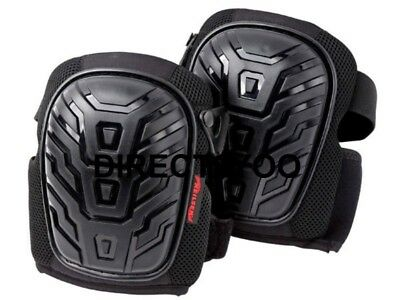 Neilsen Professional Gel Knee Pads 2 Twin Double Straps Large Cup Cap Heavy Duty