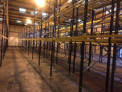 Wide Aisle Pallet Racking (1056 spaces) Link 51