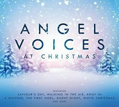 Various Artists - Angel Voices at Christmas [New CD] UK - Import