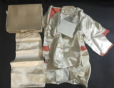 Antique Vintage Child's CLOTHING MIDDLE EASTERN LEBANON In Box Pants Robe Shirt