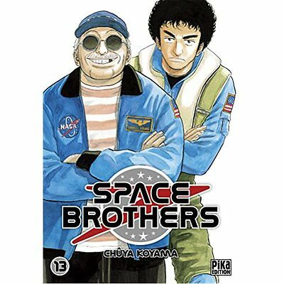 Manga - Space Brothers T13