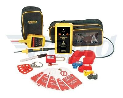 Martindale MARVIPDLOK138 Voltage Indicator, Proving Device & Lock Out Kit