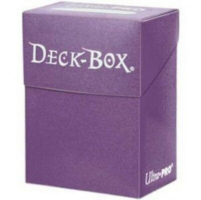 Deck Box / deckbox Ultra Pro Violet