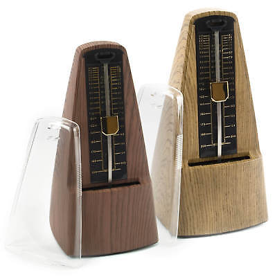 Theodore Wooden Style Classic Mechanical Metronomes